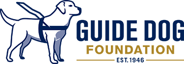 Guide Dog Foundation for the Blind.