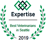 The Family Pet Veterinary Hospital has been named one of Seattle's Best!
