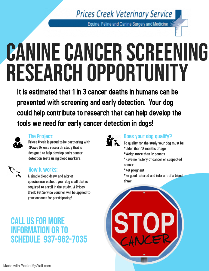 cancer screening clinical trial